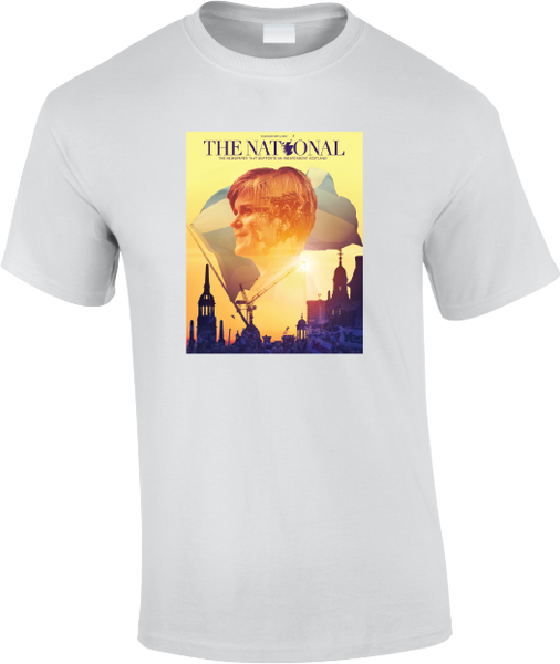 The National T-shirt - Nicola Sturgeon