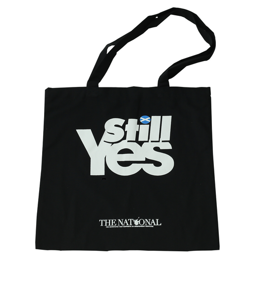 'Still Yes' Canvas Tote Bag