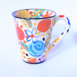 "Large Mug ""Matisse Dots"""