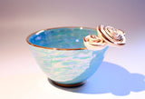Noodle Bowl Pale Blue - MaryRoseYoung