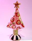 Medium Christmas Tree with Gold New Roses - MaryRoseYoung