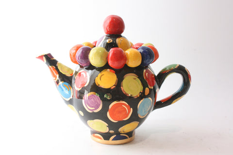 Medium Beaded Teapot Smarties