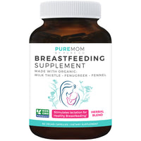 Organic Breastfeeding Capsules