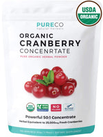 Organic Cranberry Concentrate Powder