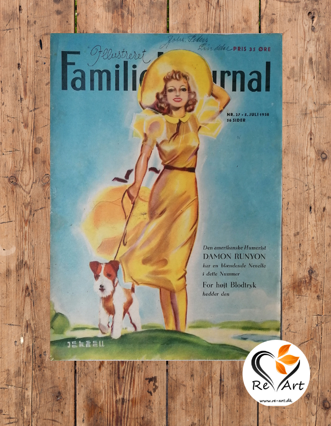 5. juli 1938 Familie Journal