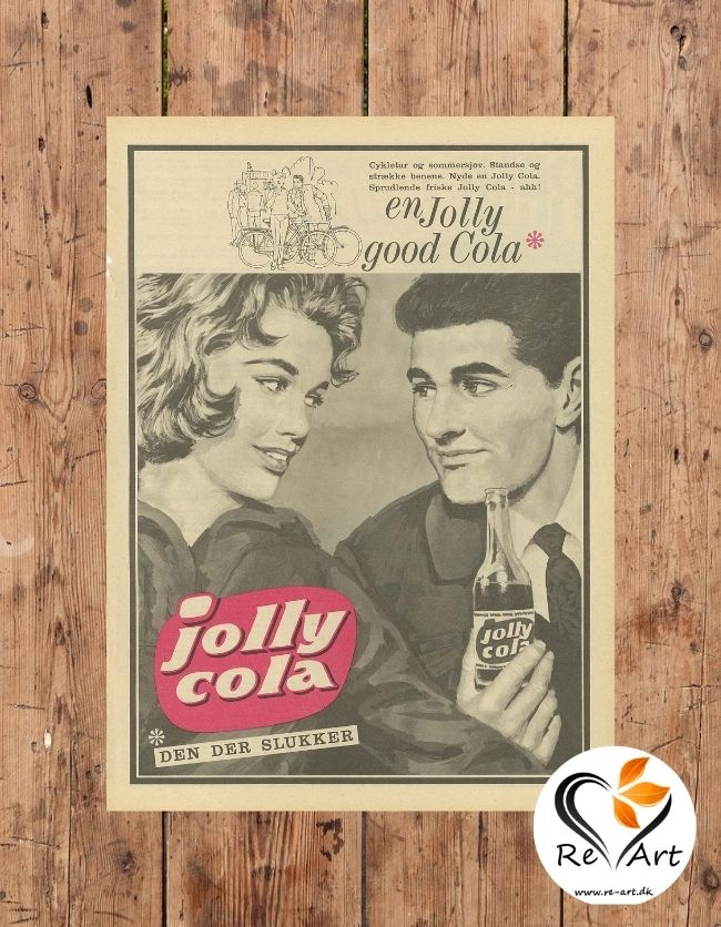 Jolly Cola - en Jolly good Cola