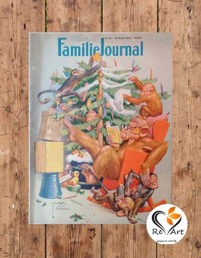 24. december 1946  Familiejournal