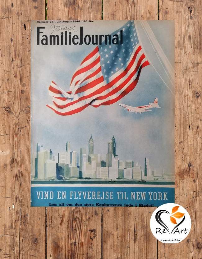 20. august 1946 Familie Journal