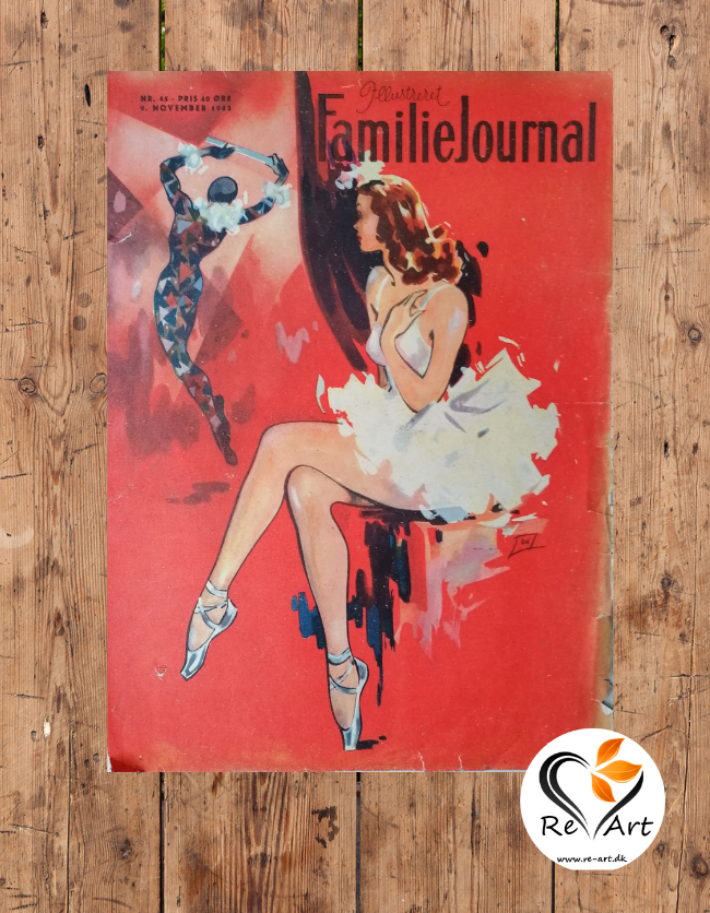 9. november 1943 Familie Journal