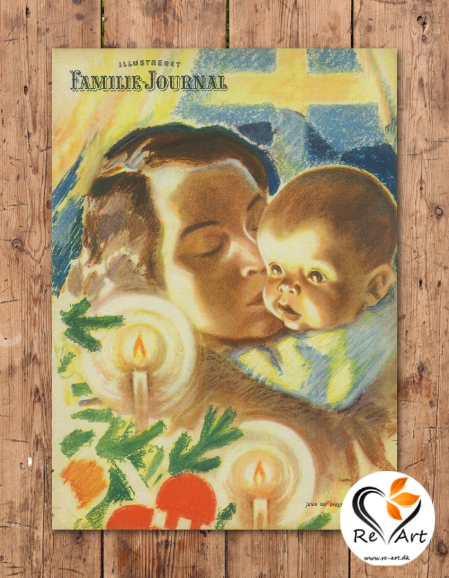 Juleudgave (Familie Journal) - re-art