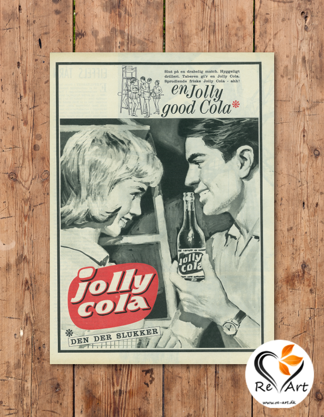 En Jolly good Cola (Jolly Cola) - re-art