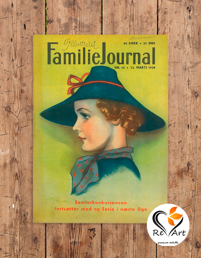 22. marts 1938 (Familie Journal) - re-art
