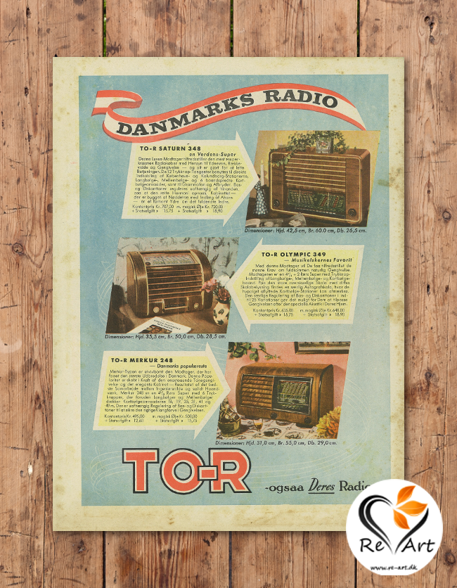 TO-R ogsaa Deres Radio (TO-R) - re-art