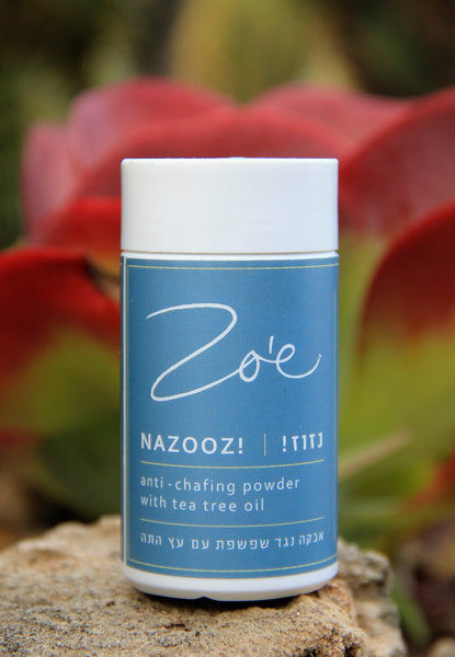 NAZOOZ! <br>body powder
