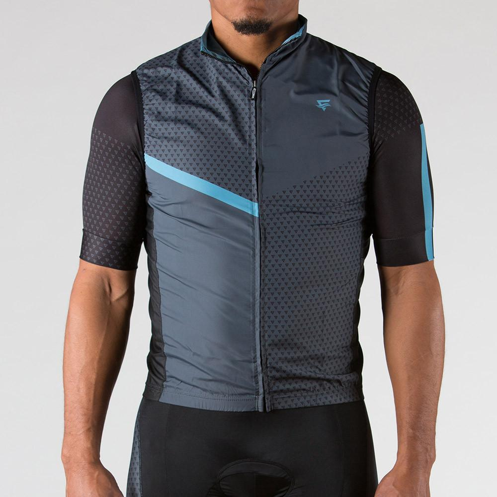 Venture Cycling Wind Vest Niagara - ENTRIX