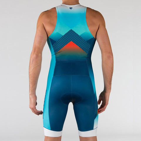 Momentum Triathlon Suit - Sleeveless - ENTRIX