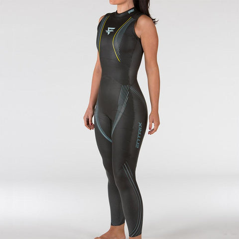 Womens Spirit Wetsuit - Sleeveless - ENTRIX