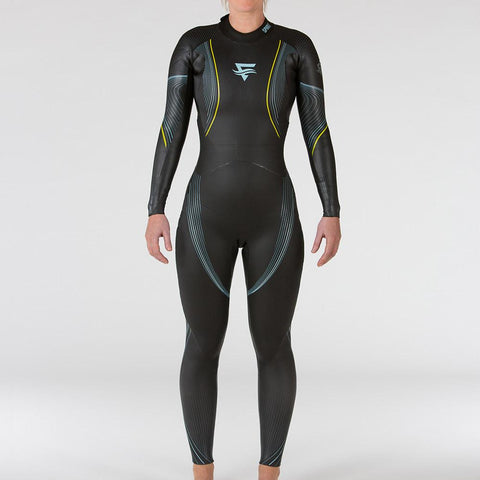 Momentum Evo Triathlon Suit Womens - Elbow Sleeve