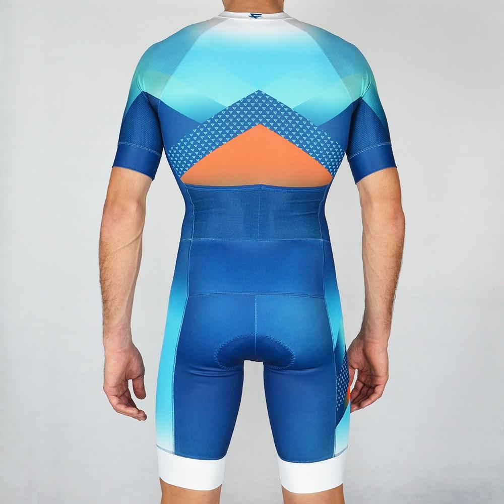 Momentum Triathlon Suit - Elbow Sleeve - ENTRIX