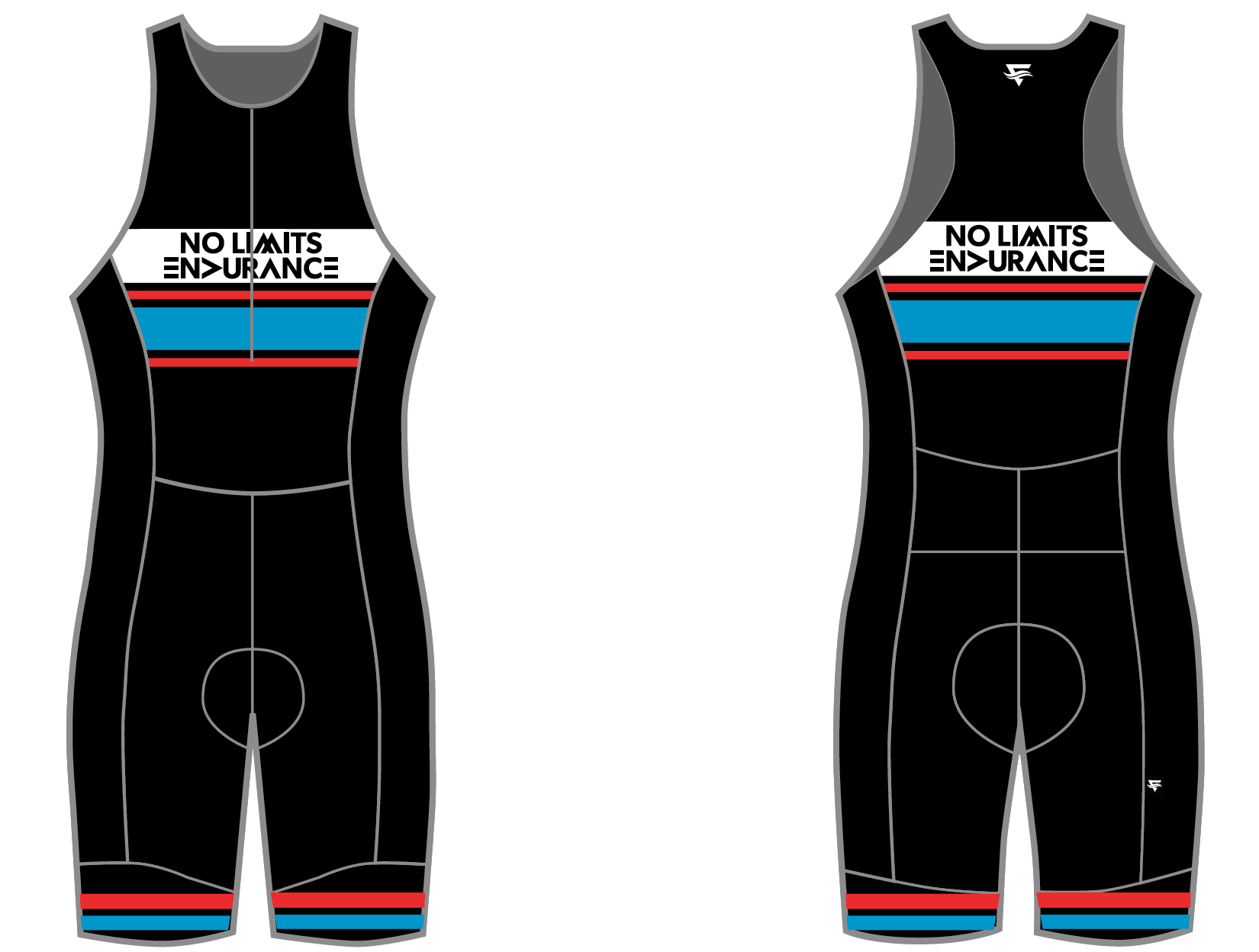 Tri Suit (One-Piece) - NLE - ENTRIX