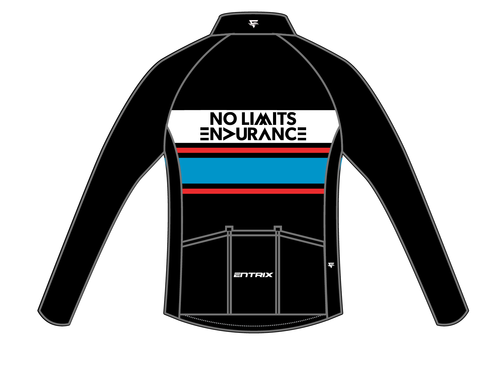 Cycling Jersey (Long Sleeve) - NLE - ENTRIX