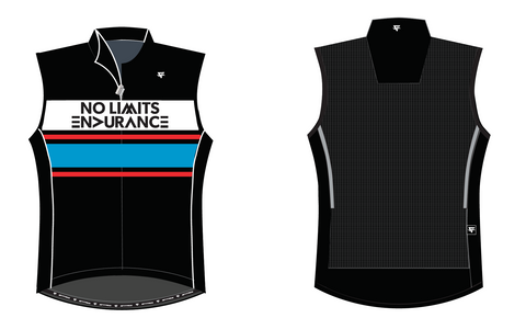 Cycling Gilet (Vest) - NLE - ENTRIX