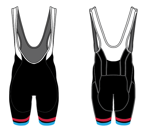 Cycling Bib-Knick - NLE - ENTRIX