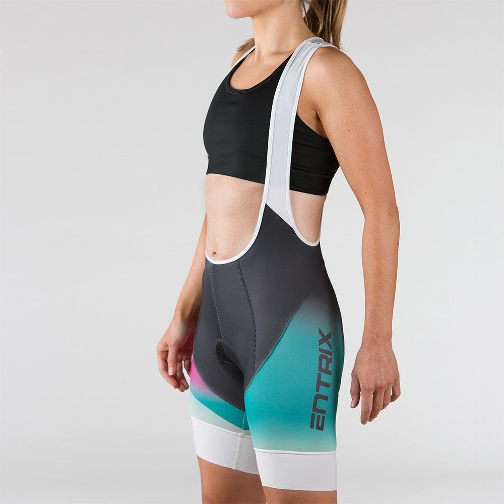 Momentum Cycling Bib-Short Womens - ENTRIX