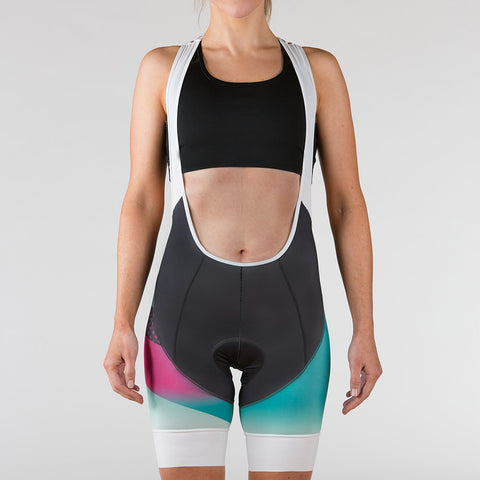 Venture Cycling Bib-Short Berry