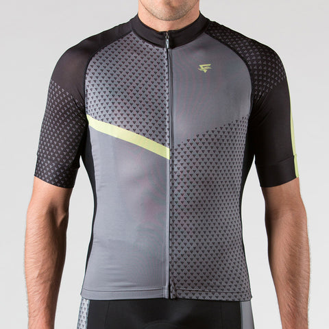 Venture Cycling Wind Vest Peach