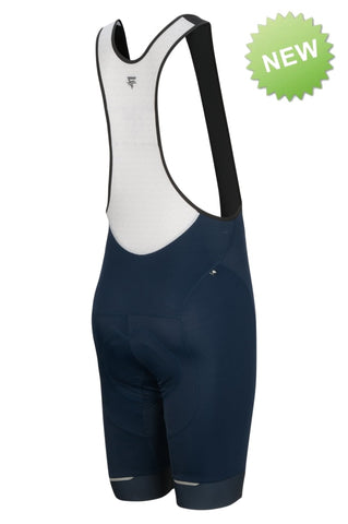 Pro Cycling Bib-Short Men - Navy Blue - ENTRIX