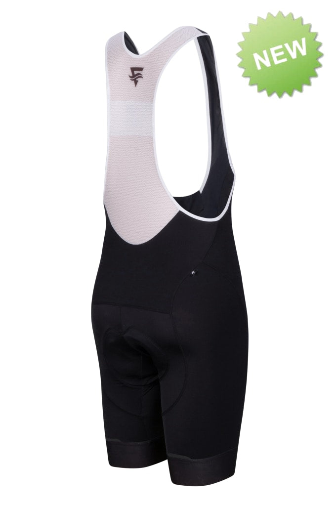 Pro Cycling Bib-Short Womens - Black - ENTRIX