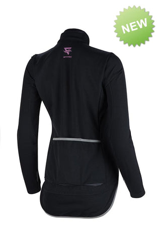 Zero Winter Cycling Jacket Womens - ENTRIX