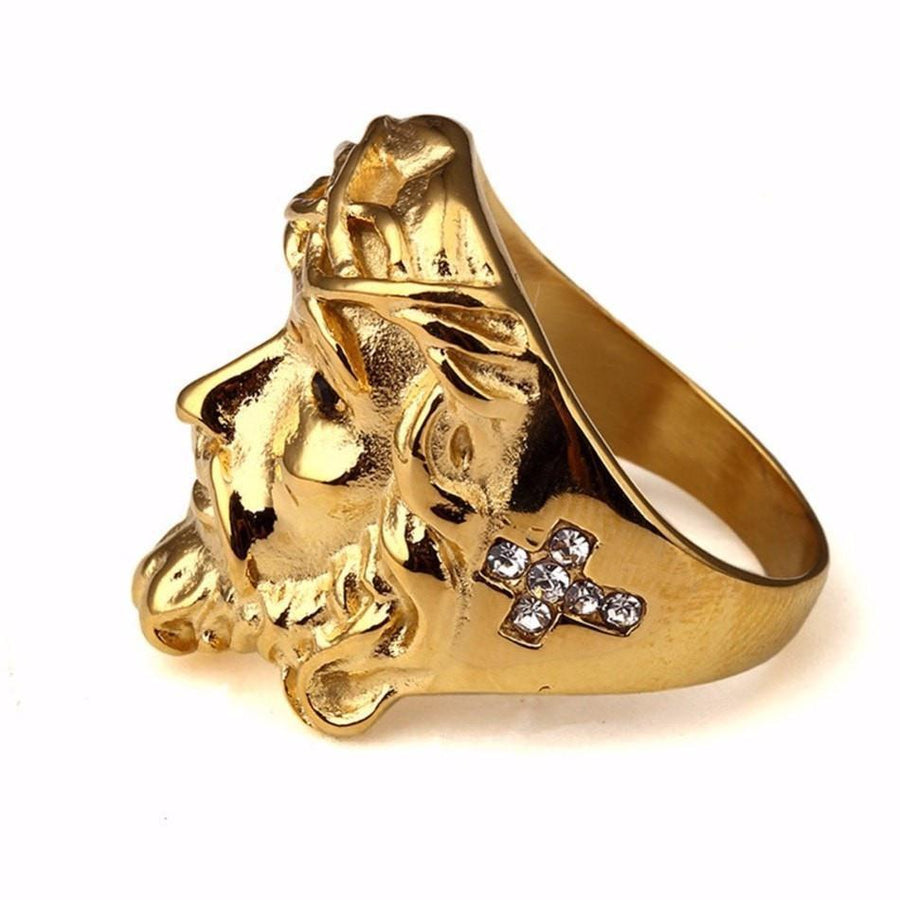 18K Gold Plated Holy Ring - Umension