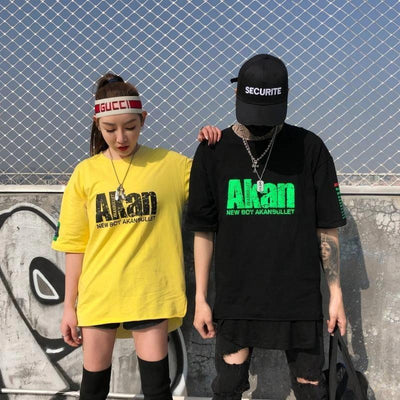 Akai O-Neck T-Shirt - Umension