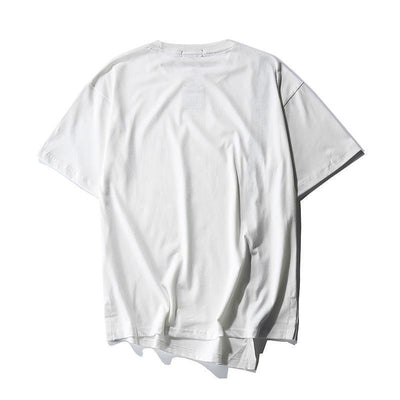 An Assymetrical T-shirt - Umension