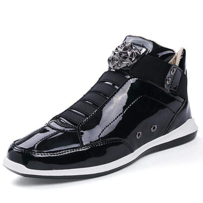 Andromeda Celestial Hi-Top Sneakers - Umension