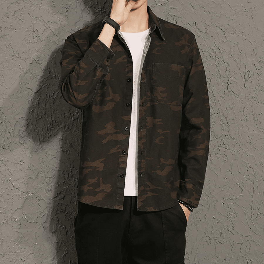 Army Casual Shirt - Umension