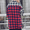 Block Plaid L/SLV Shirt - Umension