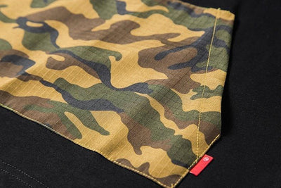 Camouflage Pocket T-Shirt - Umension