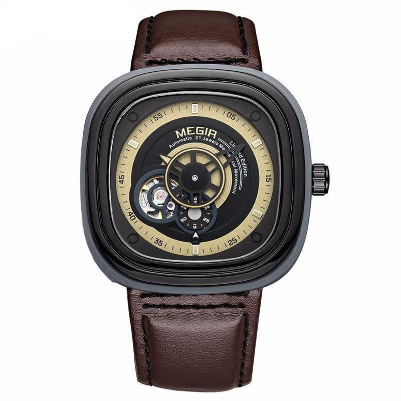 Carlos Classic Leather Watch - Umension
