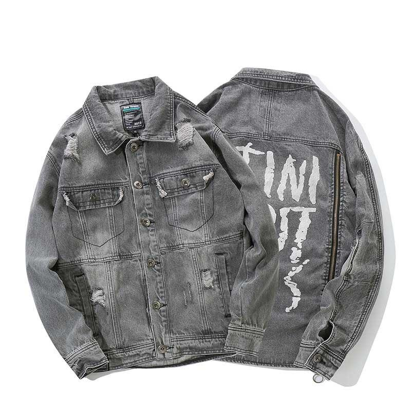 Castor Lazy Denim Jacket - Umension