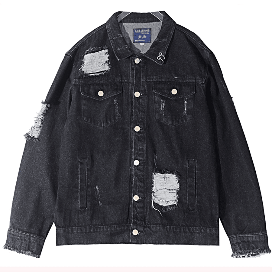 Character Street Denim Jacket - Umension