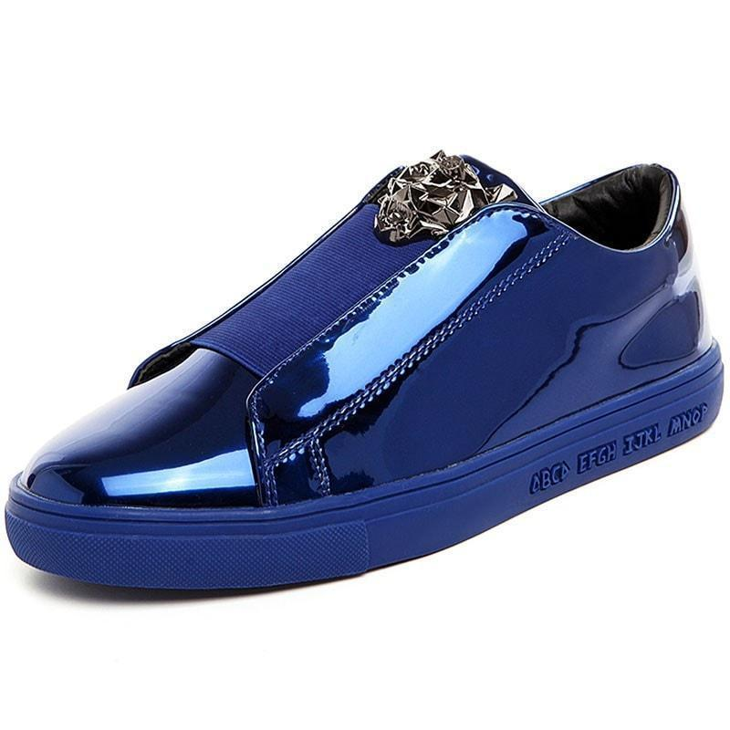Diamond Deluxe Slip-On Sneakers - Umension