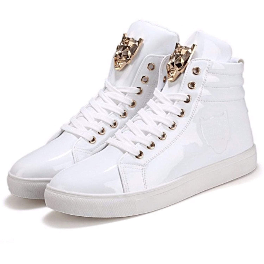 Diamond Exclusive High Top Sneakers - Umension