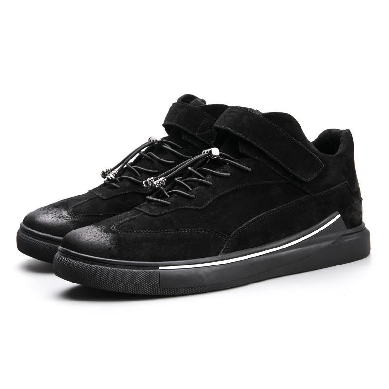 Fusion Leather Sneakers - Umension