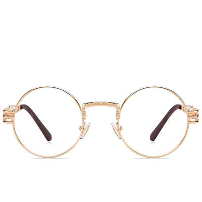 Jacob 18 Karat Gold Plated Glasses - Umension