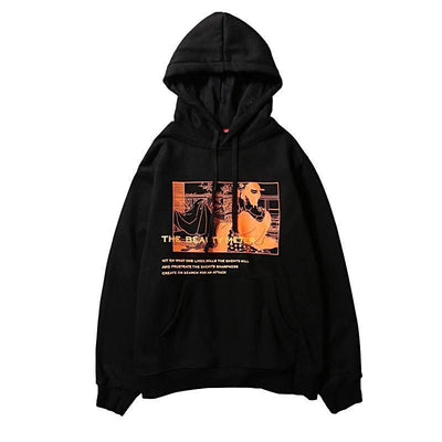Japan Print Hoodie - Umension