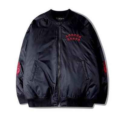 Korea Dragon Black Jacket - Umension