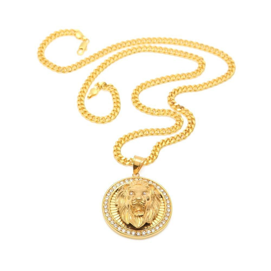 Leoro 18K Gold Plated Necklace - Umension
